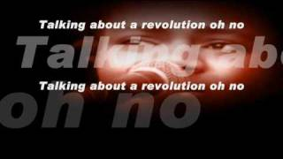 Tracy Chapman - Talkin' Bout A Revolution - Video with Lyrics