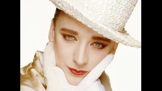 "BOY GEORGE ""THE CRYING GAME"" (BEST HD QUALITY)"