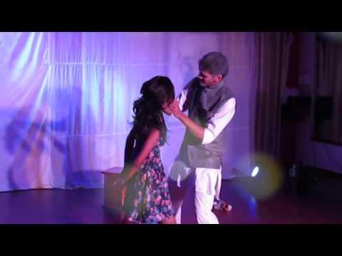 LAADKI SONG - DUO DANCE YTA, INDIA PUNE2015 rohit sakshi