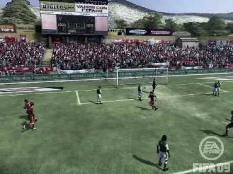 FIFA 09 Guide: How To Score Bicycle Kick Goal