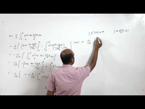 Lecture 48-Fourier Series And Its Convergence-II