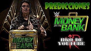 Predicciones para WWE Money in the Bank 2017 - Horarios y Links para ver el evento