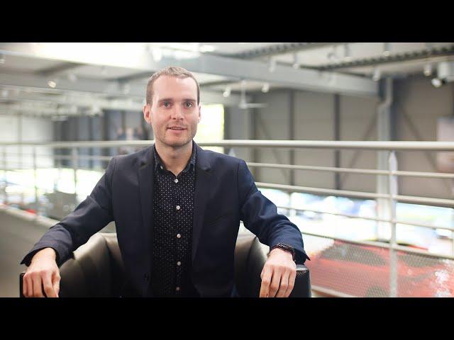 Interview // Quentin Hamonic (Coordinateur Marketing des Centres Porsche Nantes et Rennes)