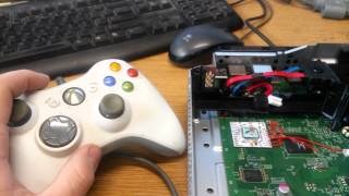 Xbox 360 E (Corona V6 Motherboard) W/Stone Installed PT 1 @ Sala Mods by  Diablo Consoles
