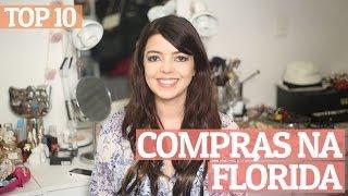 Top 10 - Compras na Flórida (Orlando e Miami) | Lia Camargo