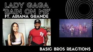 Gambar cover Basic Bros REACT | LADY GAGA 'RAIN ON ME' (FT. ARIANA GRANDE)
