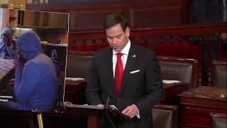 On Senate floor, Rubio highlights human rights abuses against LGBT community in Chechnya