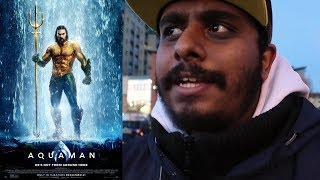 Aquaman VLOG & Review (No Spoilers)