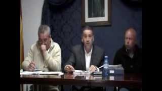 Pleno Montejaque Marzo 2012