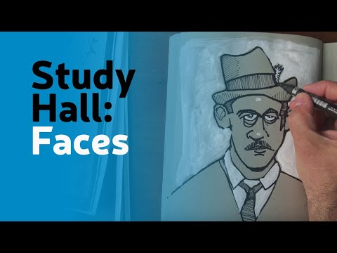 Study Hall: Faces