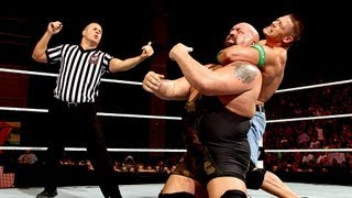 John Cena vs. Big Show - No. 1 Contender