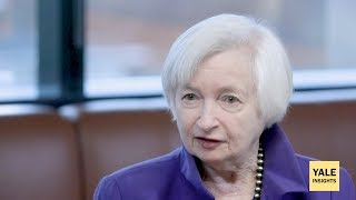 Janet Yellen Worries the Fed May Not Have the Tools to Fight the Next Downturn