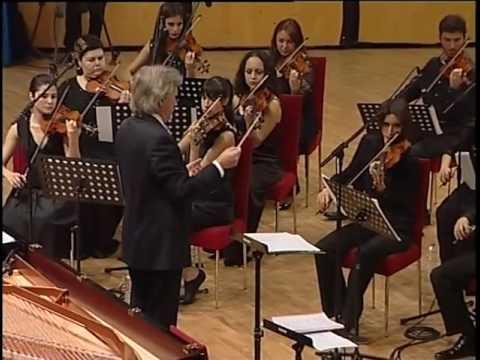 Orkestra Akademik Başkent 16. Uluslararası Ankara Caz Festivali Konseri - THERAPY - 7 Mart 2012