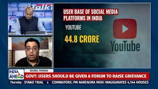 Are Govt's Guidelines To Regulate Digital Content Lawful? Internet Freedom's Nikhil Pahwa's Views