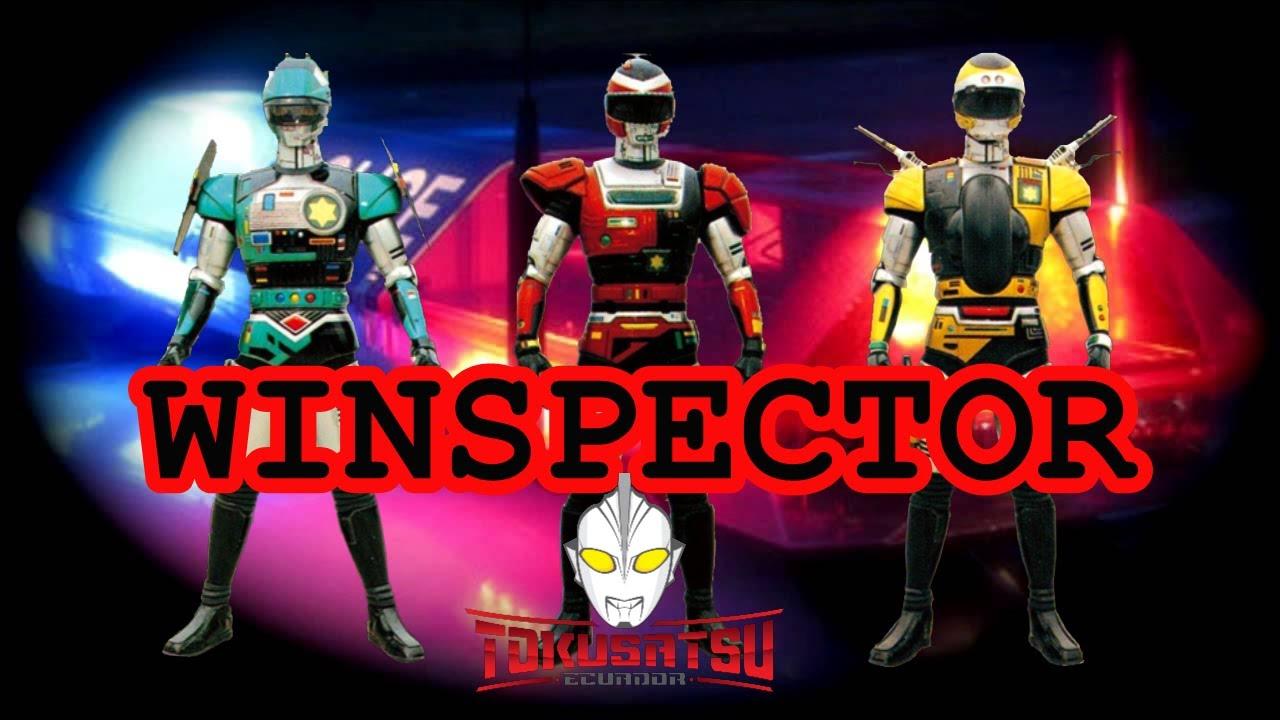 Las Misiones de Tokkei Winspector