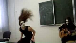 �������� ���� Black Metal in School / Блэк Метал в школе ������