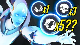 Overwatch NEW Hero: Echo - How Many Ultimates Can She Get per Hero?