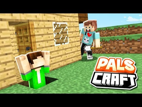 PRANKING THE PALS!! | PalsCraft #6
