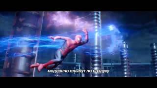 """Как снимался """"Новый Человек-паук. Высокое напряжение"""""""