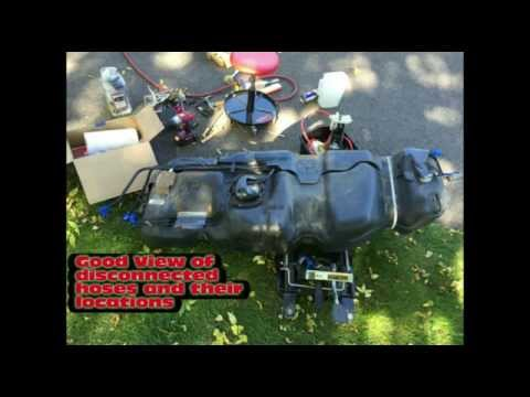 2008 F150 Fuse Box Location 2007 Ford Expedition El Limited Fuel Pump Replacement