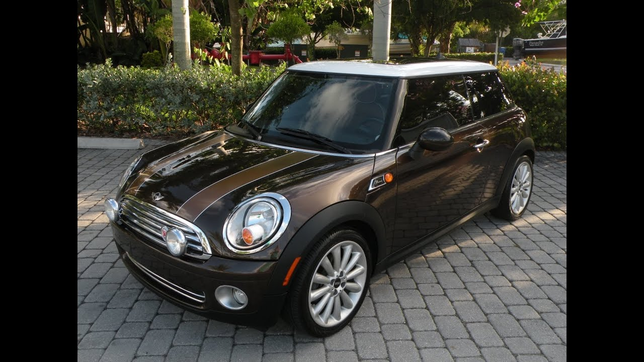 2010 mini cooper mayfair for sale auto haus of fort myers florida youtube. Black Bedroom Furniture Sets. Home Design Ideas
