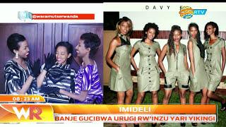 Davy-Carmel talks about DavyK fashion brand in Waramutse Rwanda