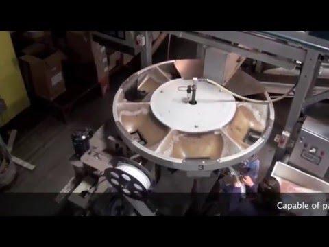 Volmpack CBS-6 Carousel High Speed Bagger