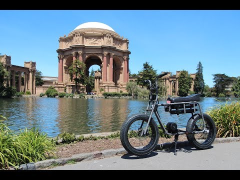 Lithium Cycles /// 2016/2017 SUPER 73 Adventure Electric Motorbike Long Scenery Ride 06.13.2017 [HD]