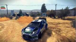 WRC 3 | The Official Game of the World Rally Championship | PS3 XBOX 360 PC PS VITA GAME