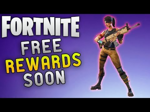 "Fortnite Save the World Update 2.4 Rewards ""Fortnite Server Issues"" Compensation Rewards"