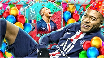 FIFA 20: BIRTHDAY MBAPPE SBB VS NOHANDGAMING  💥