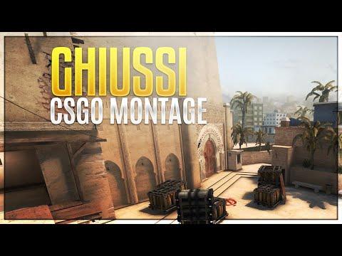 Ghiussi - CSGO MONTAGE !