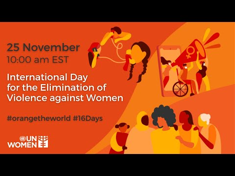 International Day of Eliminating Violence against Women