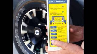 Electric Brake Test with TRAILERMATE
