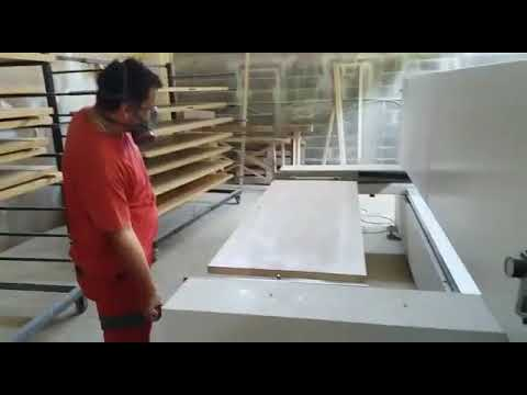 Automatic Paint Spraying Machine for Wood Door