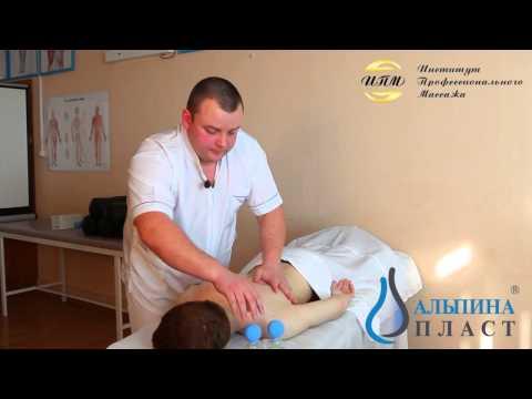 Как делать массаж банками на спине
