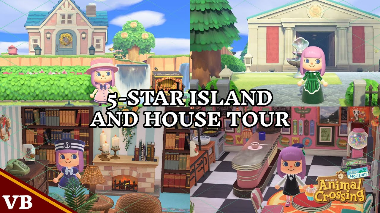 Animal Crossing: New Horizons: Ep. 5 - 5-Star Quackville Tour!