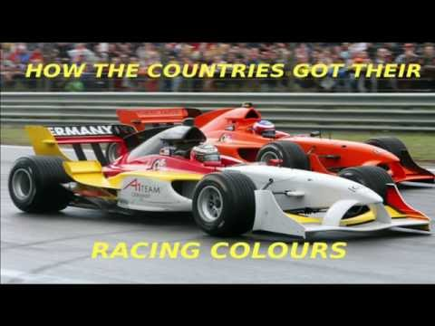 Origin Of National Racing Colours