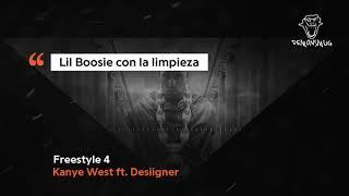 Kanye West ft. Desiigner • Freestyle 4 ❪Subtitulado Español❫