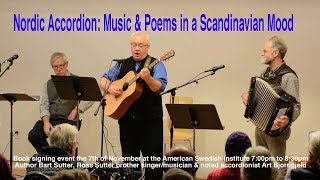 Funeral Poem & Song - Nordic Accordion: Music & Poems in a Scandinavian Mood