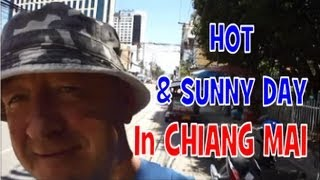 Hot day in Chiang Mai with Geoff Carter Thailand