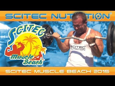 SCITEC MUSCLE BEACH - MUSCLE MACHINES