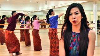 JURNAL EKSTRA (BERITA SATU TV) - INDONESIAN DANCE THEATER