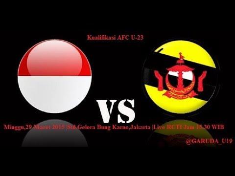 Live Indosiar Indonesia Vs Brunei Darusalam Live Streaming All Vlog