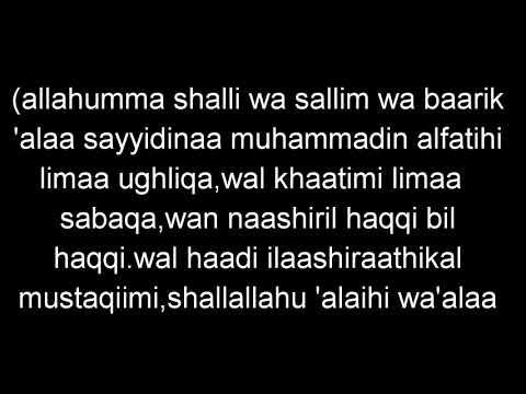 Khasiat Shalawat Quthbul Aqthab Oleh Sayid Abdillah Bin Allawi Al Haddadi