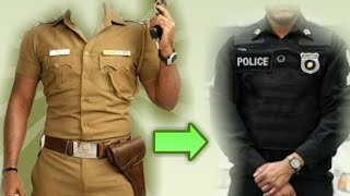 Indian Police New Uniform Coming Soon....!!