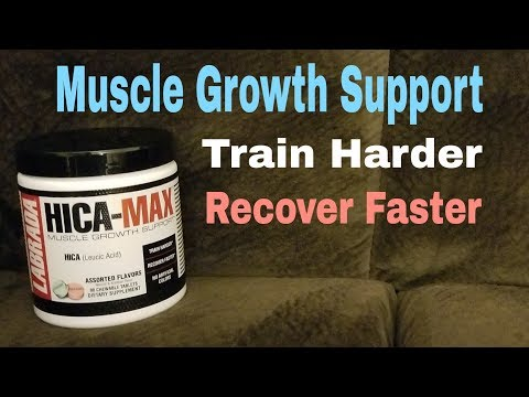 Stacking Leucic Acidity (HICA) With BCAAs to battle Muscle Catabolism