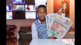 """MAGAZETI LIVE: Vigogo CCM wamtega Magufuli, Lissu """"Nitawataja"""""""