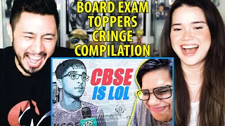 TANMAY BHAT | Board Exam Toppers - Cringe Compilation | Reaction