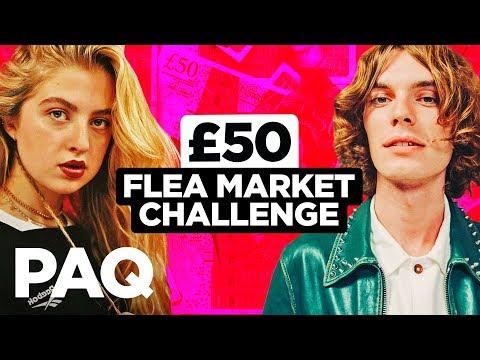 拢50 Flea Market Thrift ft. Anais Gallagher | PAQ Ep #69 | A Show About Streetwear and Fashion